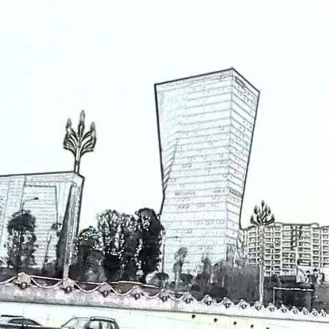 成都奇葩建筑