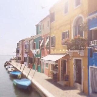 威尼斯彩虹岛