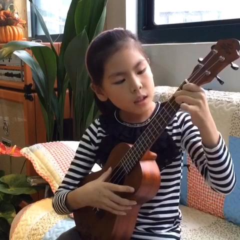 ukulele 弹唱 恰似你的温柔
