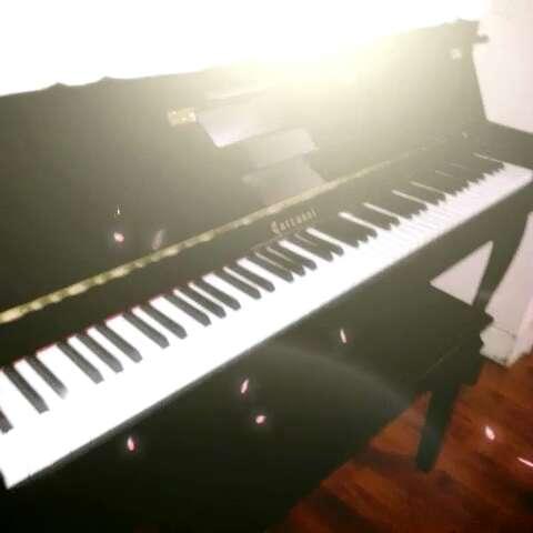 泡沫板手工制作钢琴