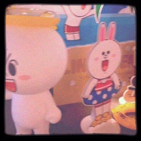 line小兔子