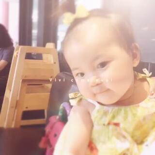 天线宝宝的发型