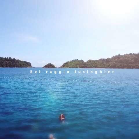 泰国象岛浮潜