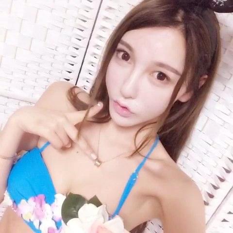 田紫紫Tina的自拍视频  想去海边游泳了