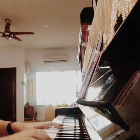有点甜钢琴简谱