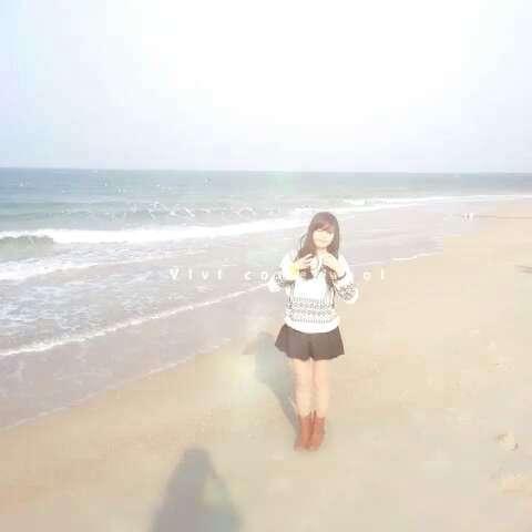 海边吹吹风