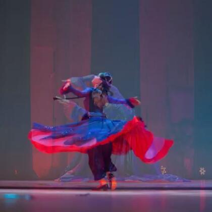 爱是心中永远的花儿❤#舞蹈##照片电影##在路上#
