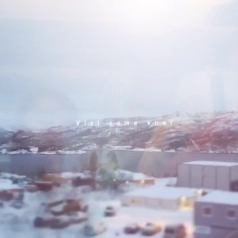 北欧雪景图片