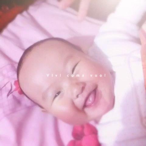 小宝宝#微笑