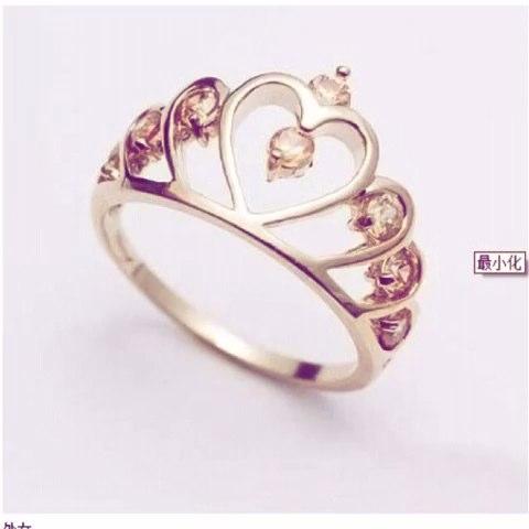 十二星座专属戒指