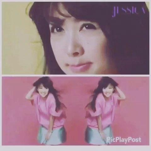 """Jessica 封面 - 薛凯琪的美拍"""""""