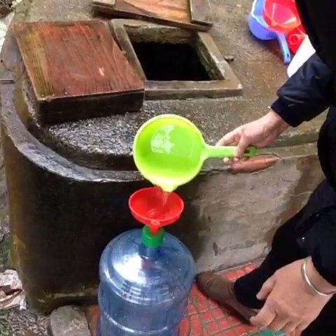 泉水瓶盖手工制作