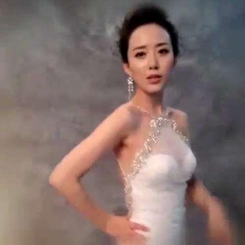 """春天第一拍 #新娘杂志# - 颜丹晨的美拍"""""""