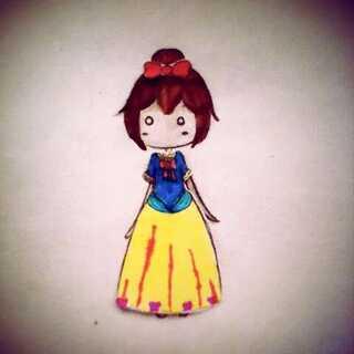 每个女孩都有个公主梦