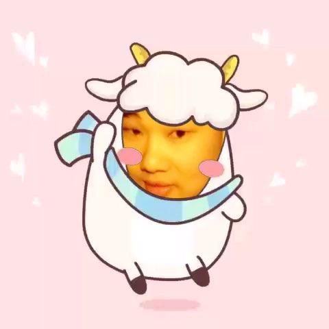 看看我的美羊羊帽子好看吗.