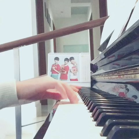 钢琴版 tfboys宠爱