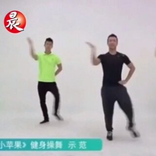 """广场舞 """"小苹果""""曝光"""