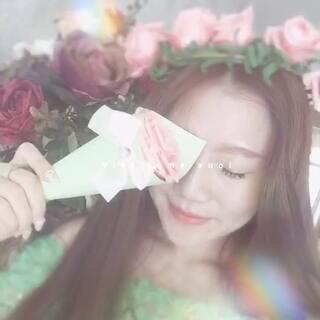 一个花仙子的梦<span class=