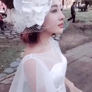 每天各种美美的婚纱~