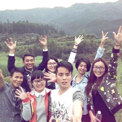 江西上饶灵山风景区#结束了