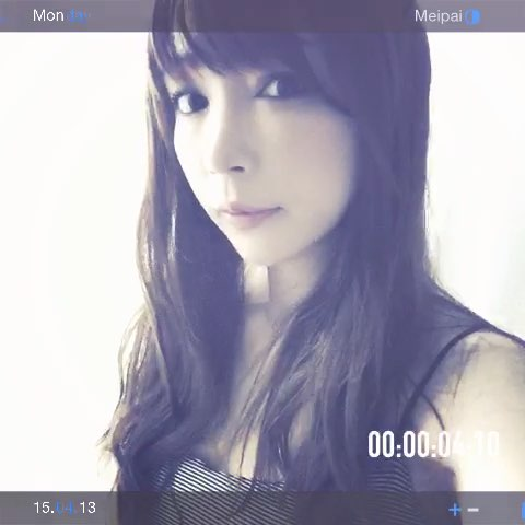 """小季lovelyhebe的美拍 - 美拍_最火的短视频社区!"""""""