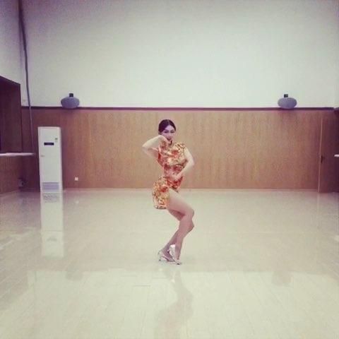 """痒#舞蹈# - zhuzhu-_朱珠的美拍"""""""