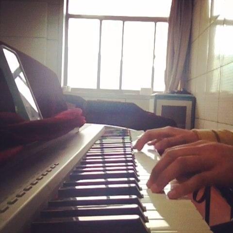 夜的钢琴曲十三##人依在#石进钢琴曲系列.
