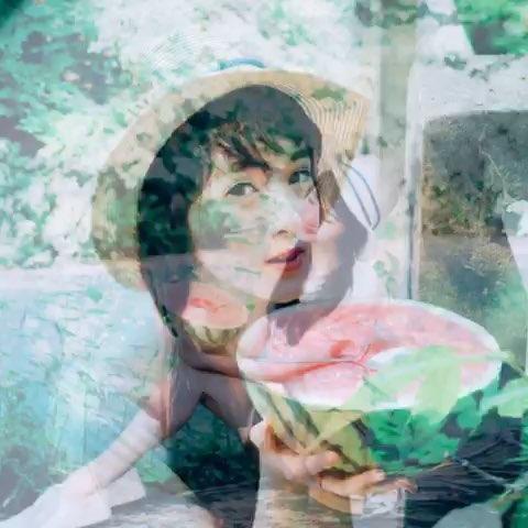 """夏天永远的西瓜味和少女心#随手拍##照片电影# - """""""