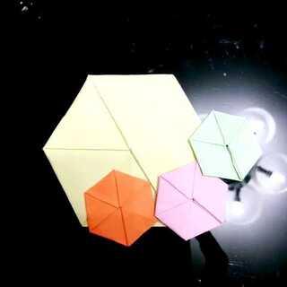 教你折EXO logo