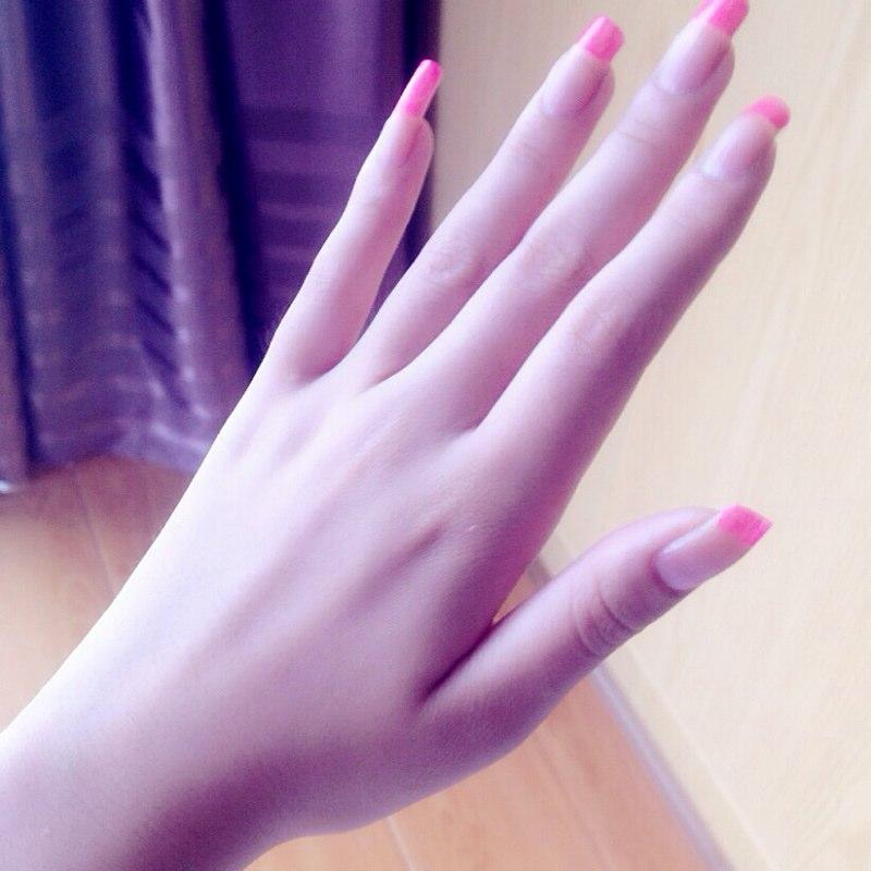 美手大赛#现在的指甲都剪呢