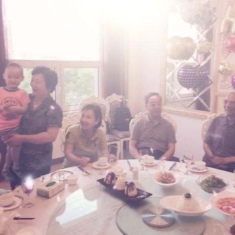姑妈生日快乐