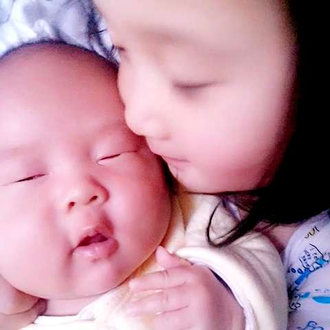 我的两小宝贝.图片