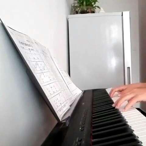 钢琴曲#月亮代表我的心-part1