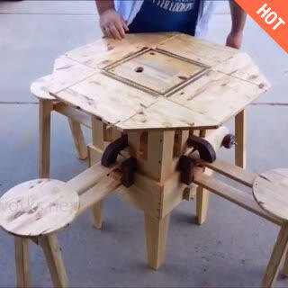 超便携式折叠桌<span class=