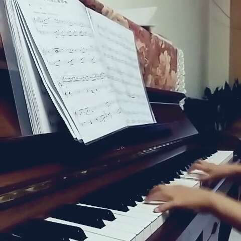 迪阿贝利F大调小奏鸣曲片段视频