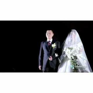 婚礼上的父亲!
