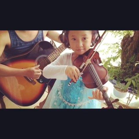 吉他,小提琴练习曲3----小星星变奏曲.