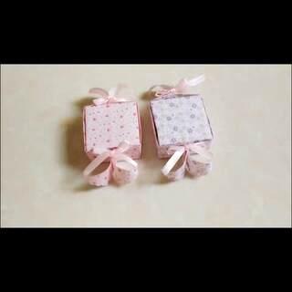 超萌的糖果盒子