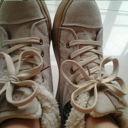 鞋带的系法图解四叶草_鞋带的系法图解蝴蝶结
