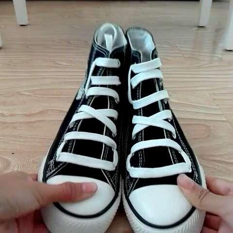 【晓鹿美拍】#花样系鞋带##exo#这是第二个,.图片
