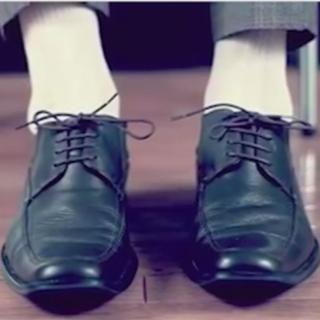 教你正确穿鞋带法