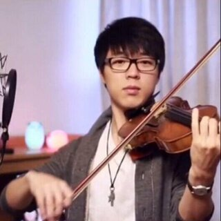 小提琴男神 安俊成