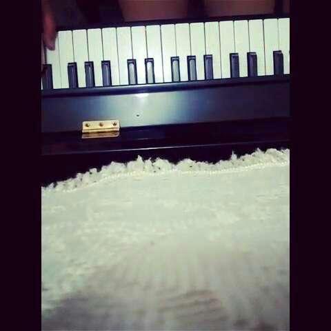 钢琴谱 八度练习曲