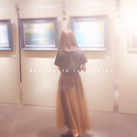 """哈哈哈画展#周末# - 晓懿213的美拍"""""""
