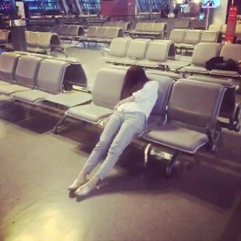 飞机延误 整个人都.#延误