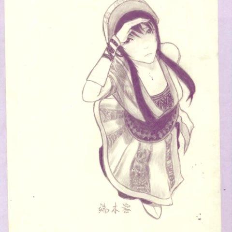 王凯卡通图片手绘