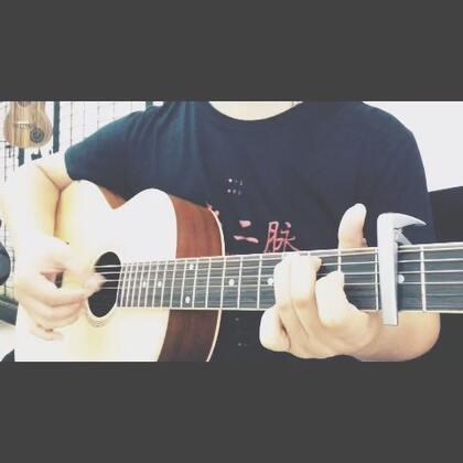 小先生吉他谱-弹吉他的小韩老师的美拍