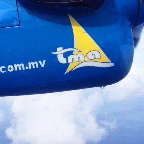 水上飞机#马尔代夫