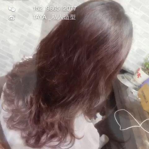 最专业的接发技术,最优质的头发,让你看不出痕迹[心]图片
