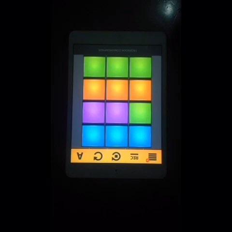 electrodrumpads24谱子faded